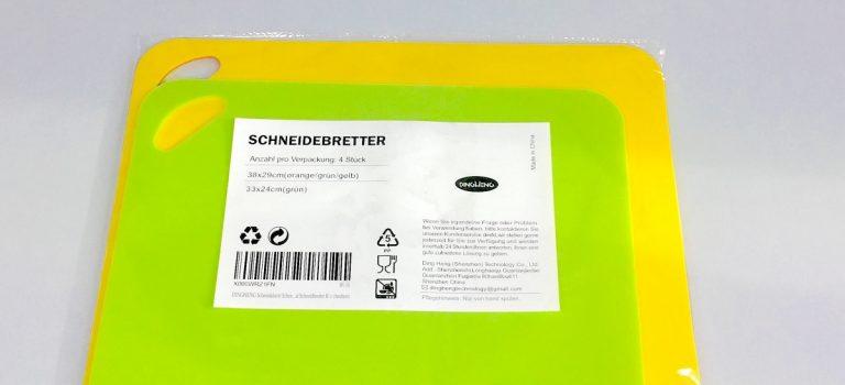 Schneiderbretter-Set-4-teilig-aus Kunststoff